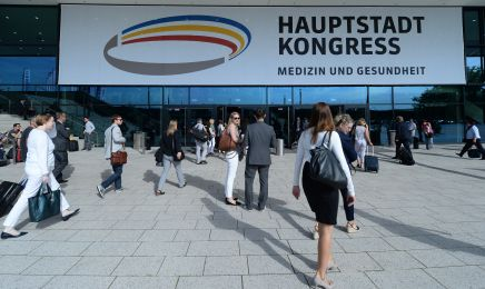 Hauptstadtkongress Medizin und Gesundheit